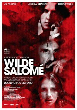 """Постер к фильму """"Дикая Саломея"""" /Wilde Salome/ (2011)"""