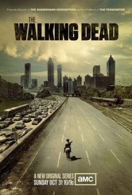 """Постер к фильму """"Ходячие мертвецы"""" /The Walking Dead/ (2010)"""
