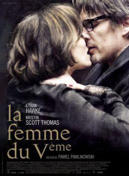 """Постер к фильму """"Женщина в пятом"""" /The Woman in the Fifth/ (2011)"""
