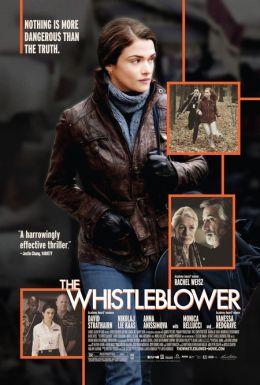 """Постер к фильму """"Стукачка"""" /The Whistleblower/ (2010)"""