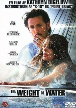 """Постер к фильму """"Вес воды"""" /The Weight of Water/ (2000)"""