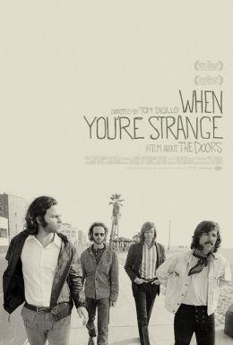 "Постер к фильму ""When You're Strange"" /When You're Strange/ (2009)"