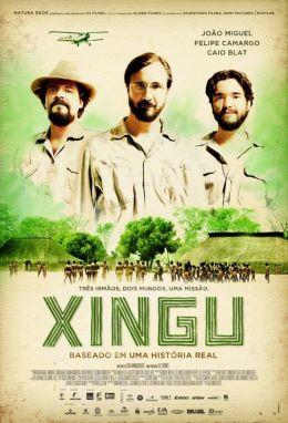 """Постер к фильму """"Шингу"""" /Xingu/ (2012)"""