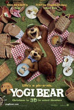 """Постер к фильму """"Медведь Йоги"""" /Yogi Bear/ (2010)"""