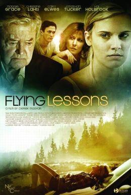 """Постер к фильму """"Уроки полета"""" /Flying Lessons/ (2010)"""
