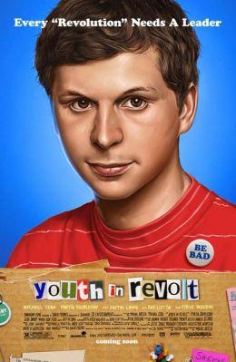 """Постер к фильму """"Протест молодости"""" /Youth in Revolt/ (2009)"""