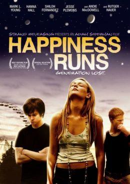 """Постер к фильму """"Ускользающее счастье"""" /Happiness Runs/ (2010)"""