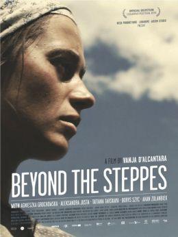 "Постер к фильму ""За степями"" /Beyond the Steppes/ (2010)"