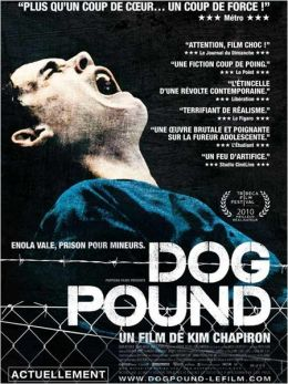 """Постер к фильму """"Загон для собак"""" /Dog Pound/ (2009)"""