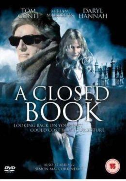 """Постер к фильму """"Закрытая книга"""" /A Closed Book/ (2010)"""