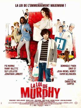 """Постер к фильму """"Закон Мерфи"""" /La loi de Murphy/ (2009)"""