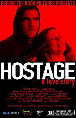 """Постер к фильму """"Заложница: Любовная история"""" /Hostage: A Love Story/ (2009)"""