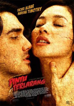 """Постер к фильму """"Запретная дверь"""" /Pintu terlarang/ (2009)"""
