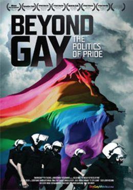 """Постер к фильму """"За пределами гомосексуальности: Политика гей-прайдов"""" /Beyond Gay: The Politics of Pride/ (2009)"""
