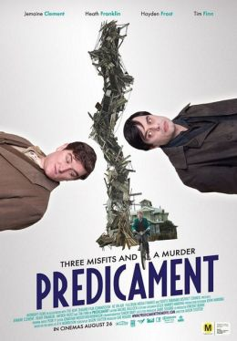 """Постер к фильму """"Затруднительное положение"""" /Predicament/ (2010)"""
