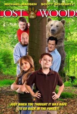"""Постер к фильму """"Затерянные в лесу"""" /Lost in the Woods/ (2009)"""