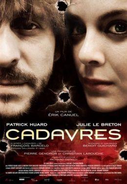 """Постер к фильму """"Завещание призрака"""" /Cadavres/ (2009)"""