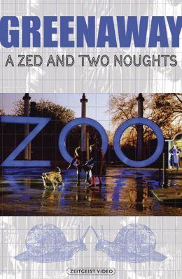 "Постер к фильму ""Зед и два нуля"" /A Zed & Two Noughts/ (1985)"