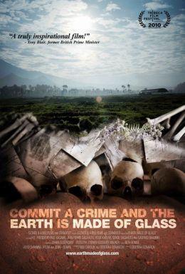 """Постер к фильму """"Земля из стекла"""" /Earth Made of Glass/ (2010)"""