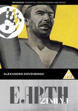 """Постер к фильму """"Земля"""" (1930)"""