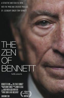 """Постер к фильму """"The Zen of Bennett"""" /The Zen of Bennett/ (2012)"""