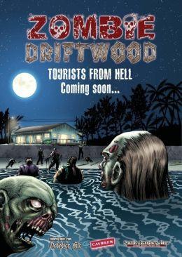 "Постер к фильму ""Зомбитур"" /Zombie Driftwood/ (2010)"