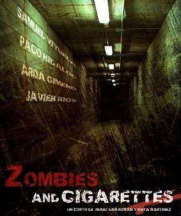 "Постер к фильму ""Зомби и сигареты"" /Zombies & Cigarettes/ (2009)"