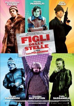 """Постер к фильму """"Звездные дети"""" /Figli delle stelle/ (2010)"""