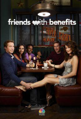 """Постер к фильму """"Секс по дружбе"""" /Friends with Benefits/ (2011)"""