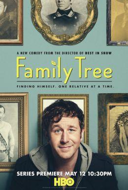 "Постер к фильму ""Семейное дерево"" /Family Tree/ (2013)"
