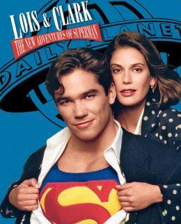 """Постер к фильму """"Лоис и Кларк: Новые приключения Супермена"""" /Lois & Clark: The New Adventures of Superman/ (1993)"""