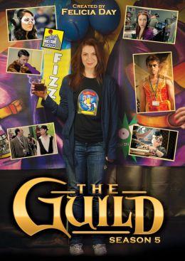 """Постер к фильму """"Гильдия"""" /The Guild/ (2007)"""