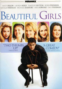 """Постер к фильму """"Красивые девушки"""" /Beautiful Girls/ (1996)"""
