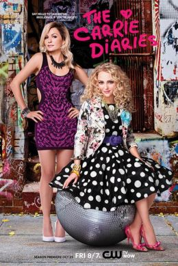 "Постер к фильму ""Дневники Кэрри"" /The Carrie Diaries/ (2013)"