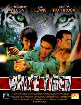 "Постер к фильму ""Белый тигр"" /White Tiger/ (2015)"