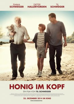 """Постер к фильму """"Мед в голове"""" /Honig im Kopf/ (2014)"""