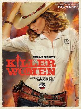 """Постер к фильму """"Опасные женщины"""" /Killer Women/ (2014)"""