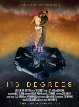 "Постер к фильму ""113 Градусов"" /113 Degrees/ (2013)"