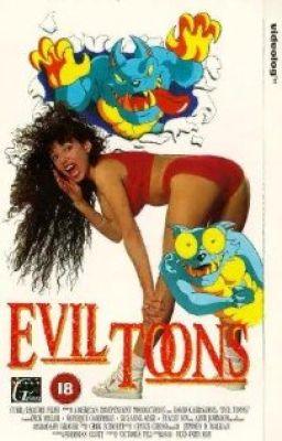 Злые мультфильмы