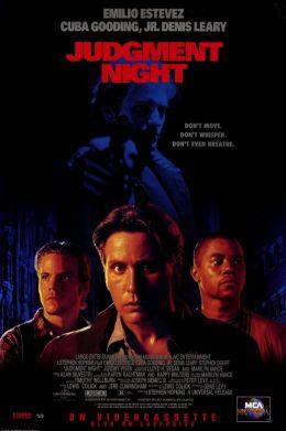 """Постер к фильму """"Судная ночь"""" /Judgment Night/ (1993)"""