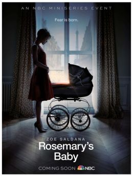 """Постер к фильму """"Ребенок Розмари"""" /Rosemary's Baby/ (2014)"""