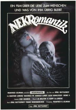"Постер к фильму ""Некромантик"" /Nekromantik/ (1987)"