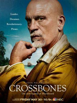 """Постер к фильму """"Череп и кости"""" /Crossbones/ (2014)"""