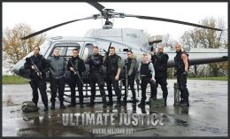 """Постер к фильму """"Окончательный приговор"""" /Ultimate Justice/ (2016)"""