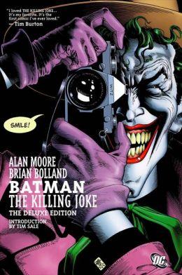 """Постер к фильму """"Бэтмен: Убийственная шутка"""" /Batman: The Killing Joke/ (2016)"""