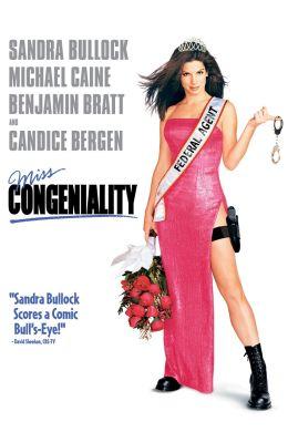 """Постер к фильму """"Мисс Конгениальность"""" /Miss Congeniality/ (2000)"""