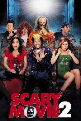 """Постер к фильму """"Очень страшное кино 2"""" /Scary Movie 2/ (2001)"""