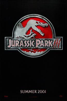 """Постер к фильму """"Парк Юрского периода 3"""" /Jurassic Park III/ (2001)"""