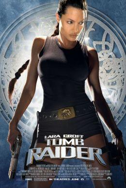 """Постер к фильму """"Лара Крофт: Расхитительница гробниц"""" /Lara Croft: Tomb Raider/ (2001)"""