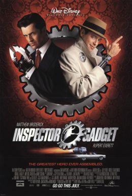 """Постер к фильму """"Инспектор Гaджет"""" /Inspector Gadget/ (1999)"""